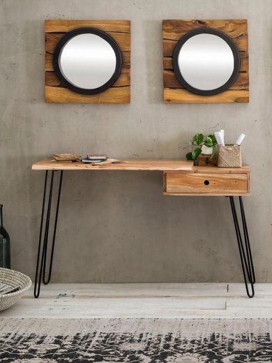 SIT Konsolentisch »Edge«, mit modernen Hairpin Tischbeinen