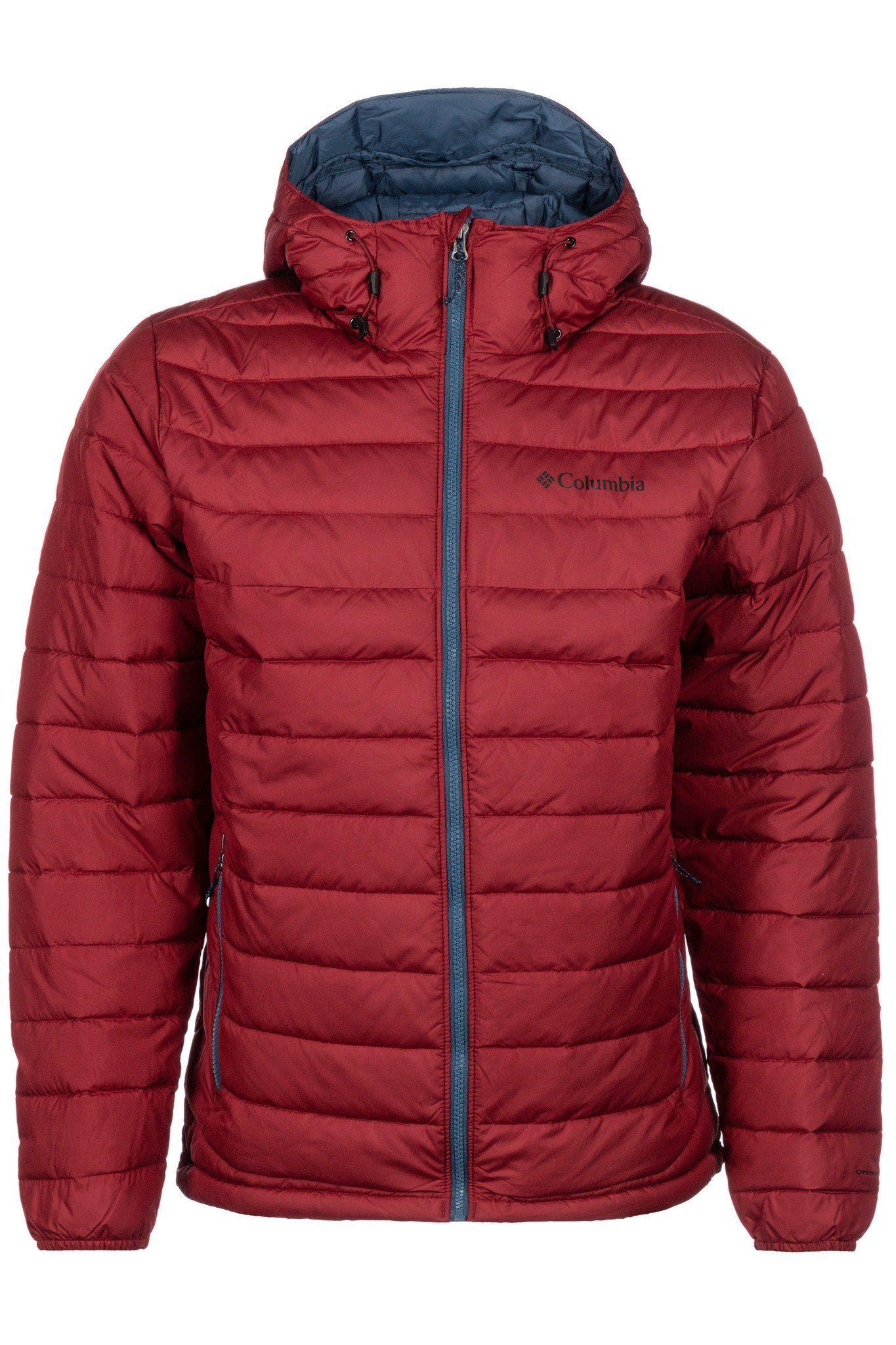 Columbia Outdoorjacke »Powder Lite Hooded Jacket Herren« online kaufen   OTTO
