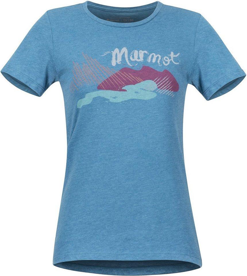 Outlet zu verkaufen neueste Kollektion große Auswahl an Farben Marmot T-Shirt »Esterel Kurzarm T-Shirt Damen«   OTTO