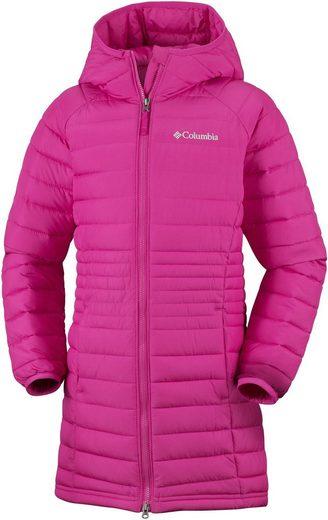 Columbia Outdoorjacke »Powder Lite Mid Jacket Mädchen«