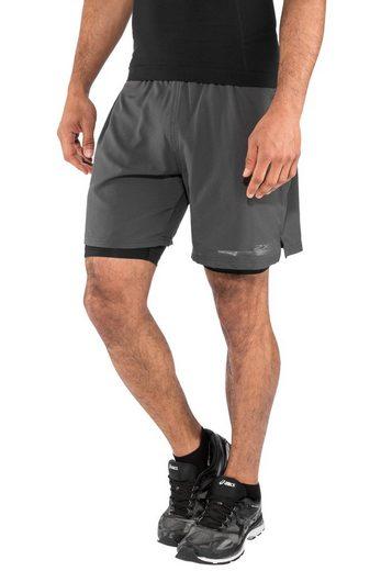 """2xU Hose »Run 2 In 1 Compression Shorts 7"""" Herren«"""