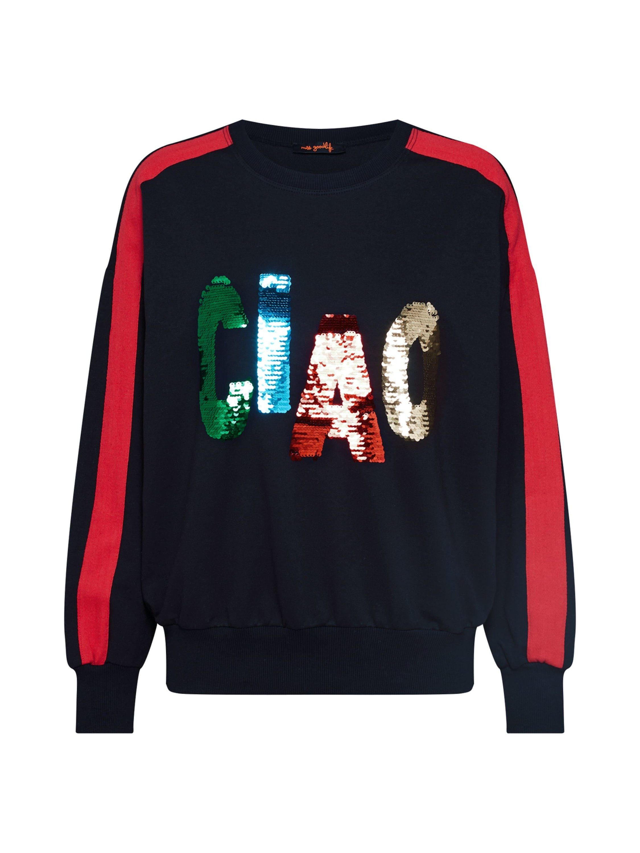 Miss Goodlife Sweater, Abgesteppter SaumKante online kaufen   OTTO