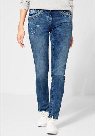 CECIL Узкие джинсы