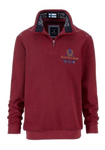 BABISTA Sportinio stiliaus megztinis su aufwän...