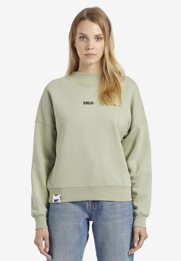 khujo Sweatshirt »JERUSA« aus dickem Sweat