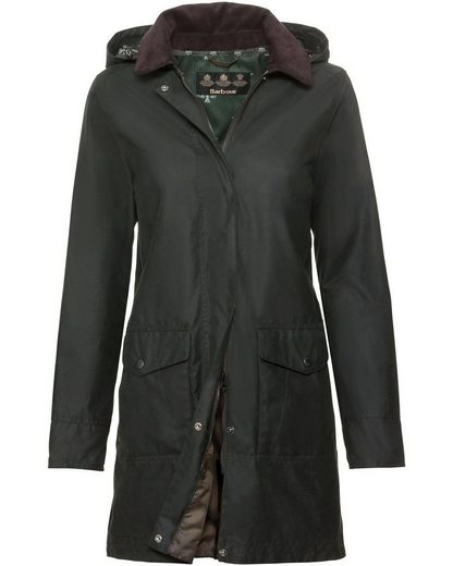 Barbour Wachsmantel Oyster