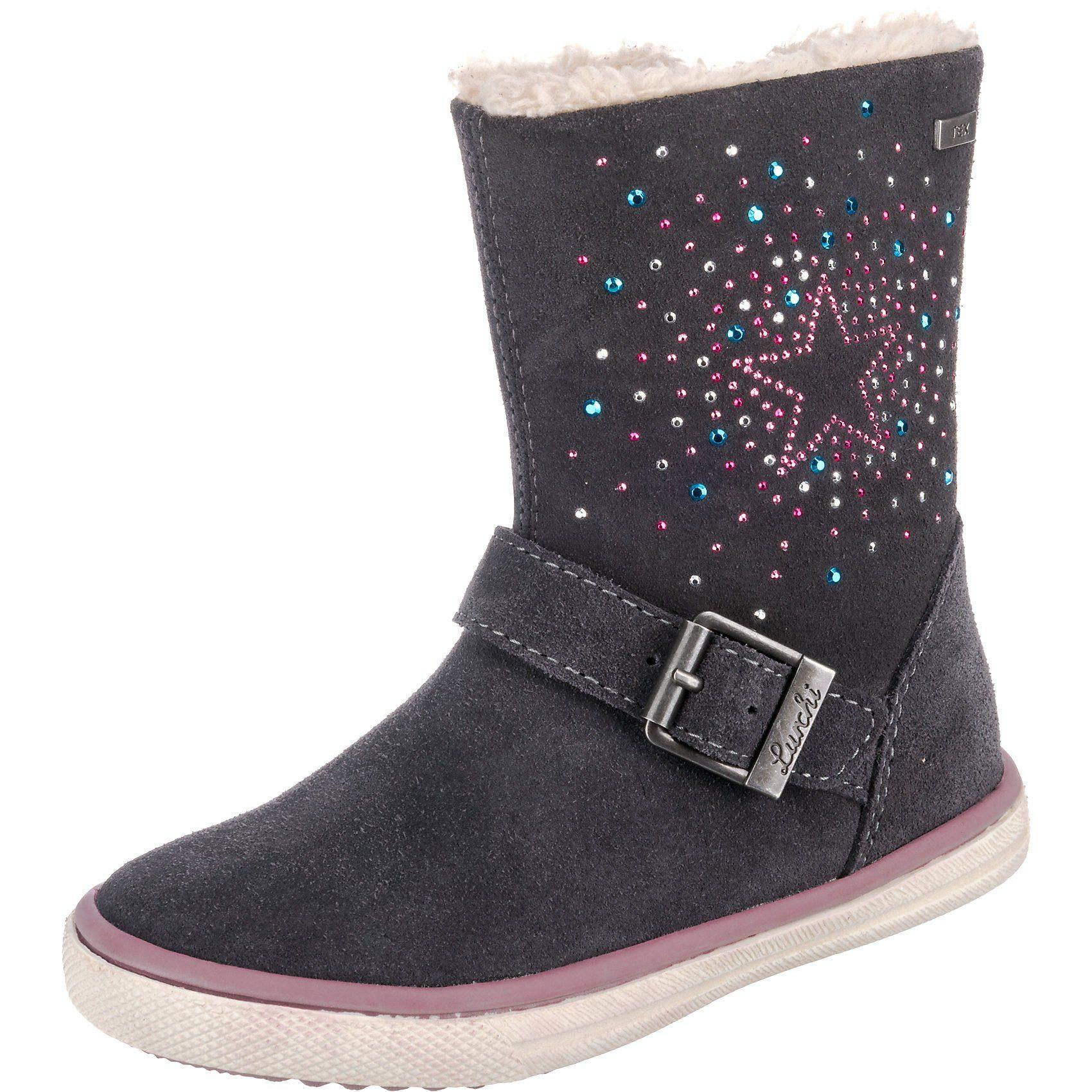 Lurchi Winterstiefel, TEX, Weite M, für Mädchen, Obermaterial (Schuhe): Leder online kaufen   OTTO