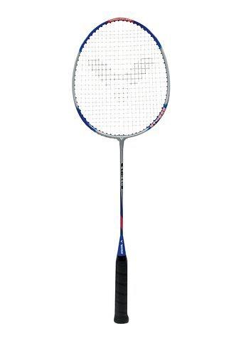 Set: Badminton Schläger inkl. 6 Nylonbälle. Komplett besaitet, Victor, »ST 1650«