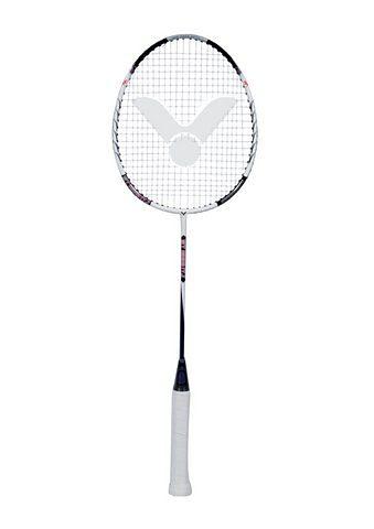 Set: Badminton Schläger inkl. 6 Nylonbälle. Komplett besaitet, Victor, »ST 1680«