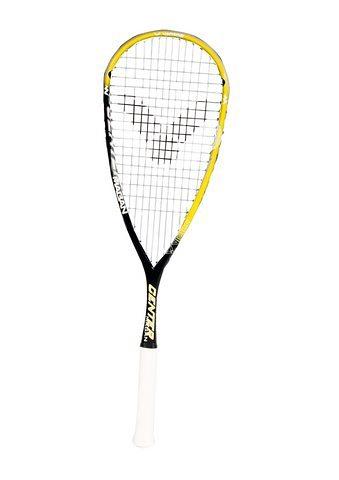 Squashschläger komplett besaiteter Carbon, Victor, »Magan Center Classic«