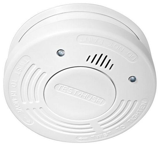 GEV Rauchmelder »Q10 FMR 4467«, inkl. Befestigungsmaterial