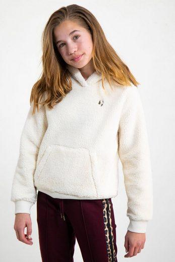 Garcia Sweater aus Teddy-Webpelz