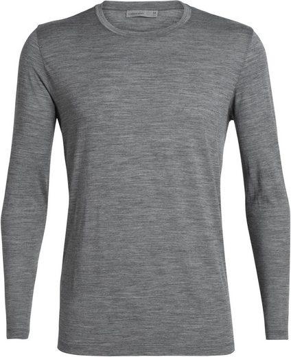 Icebreaker Sweatshirt »Tech Lite LS Crewe Shirt Herren«