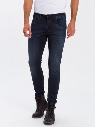 Cross Jeans® Slim-fit-Jeans »Jimi« Robuste Denimqualität