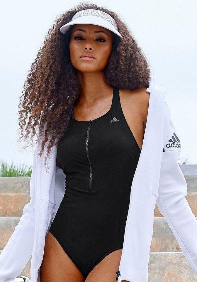 Bademode - adidas Performance Badeanzug, mit sportlicher Rückenlösung ›  - Onlineshop OTTO