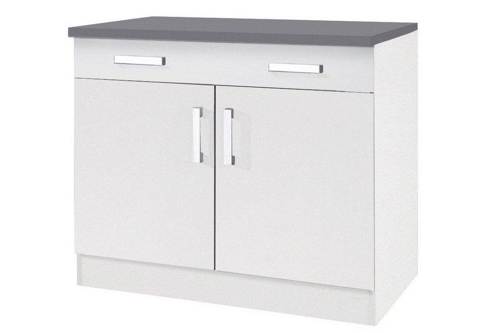 Held Möbel Küchenunterschrank »Toronto«, Breite 100 cm online kaufen | OTTO
