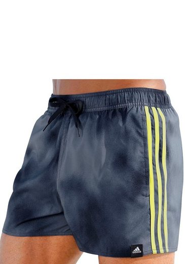 adidas Performance Badeshorts, mit klassischen Adidas Streifen