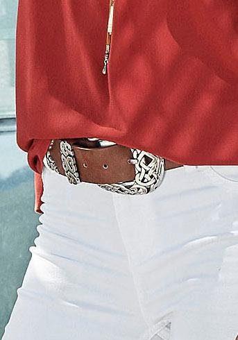 LASCANA Hüftgürtel mit aufregender Zierschnalle