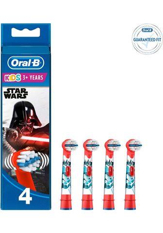 ORAL B Dantų šepetėlių antgaliai Star Wars
