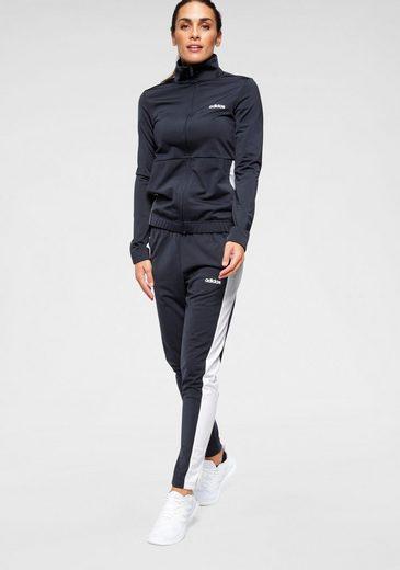 adidas Performance Trainingsanzug »MTS PLAIN TRIC« (Set, 2-tlg)