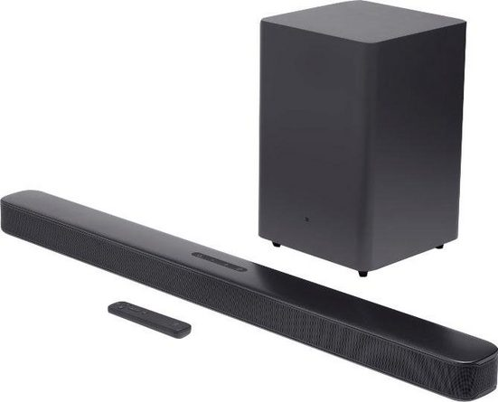 JBL Bar 2.1 Deep Bass 2.1 Soundbar (Bluetooth, WLAN, 300 W)
