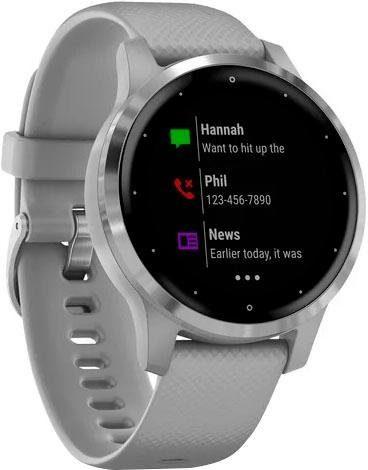 Garmin VIVOACTIVE 4S Smartwatch (2,79 cm/1,1 Zoll)