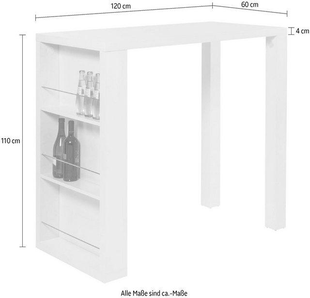 Barmöbel - Bartisch »FRIEDERIKE«, Breite 120 cm  - Onlineshop OTTO