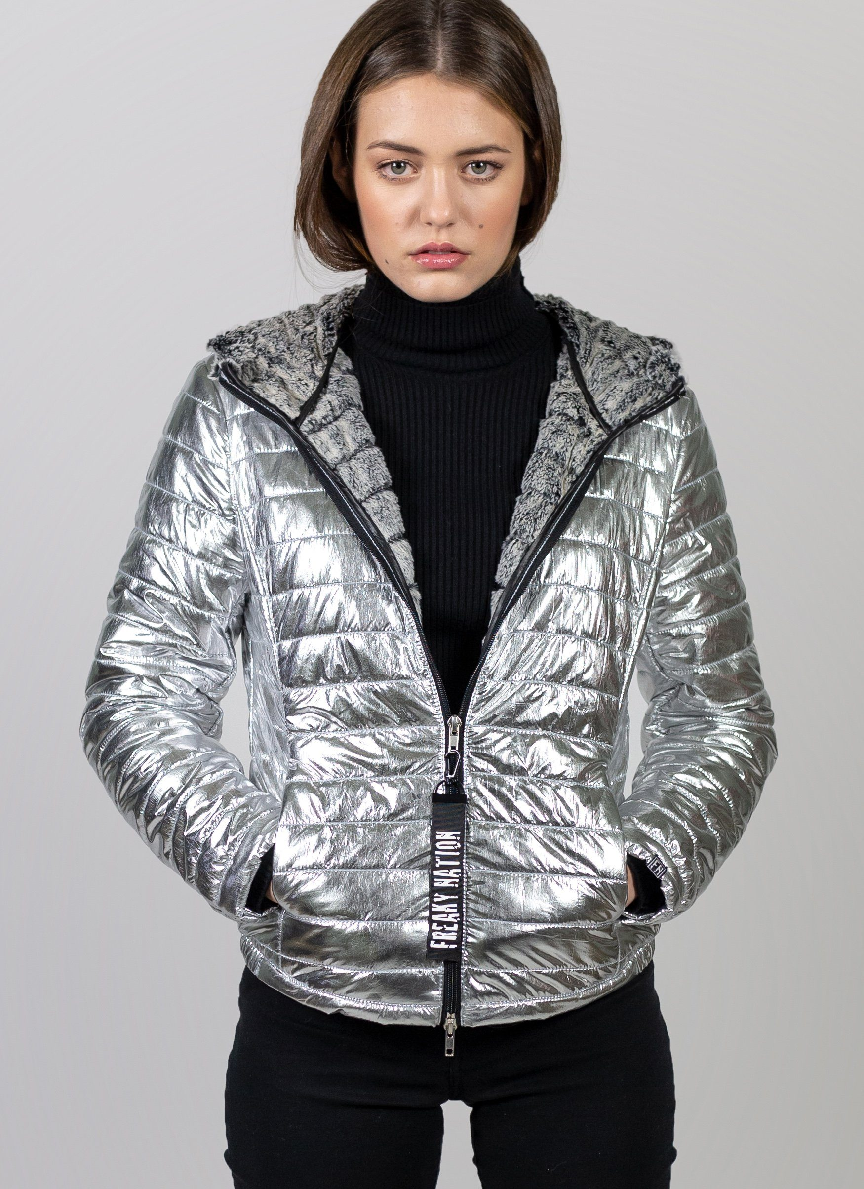 Freaky Nation Steppjacke »Lost in Space FN« kaufen   OTTO