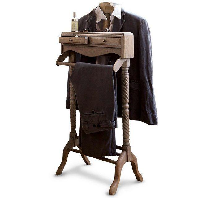 Kleiderständer und Garderobenständer - Loberon Herrendiener »Doncaster«  - Onlineshop OTTO