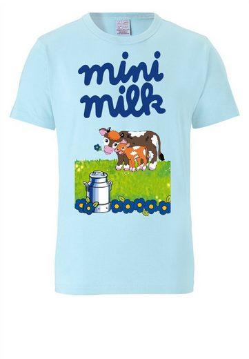LOGOSHIRT T-Shirt »MINI MILK«