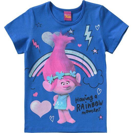 Trolls T-Shirt für Mädchen