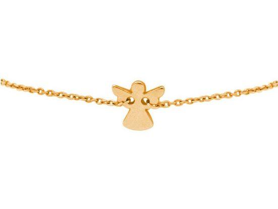 Gemshine Armkette »Armkette Damen oder Mädchen mit Engel - Made in Deutschland«