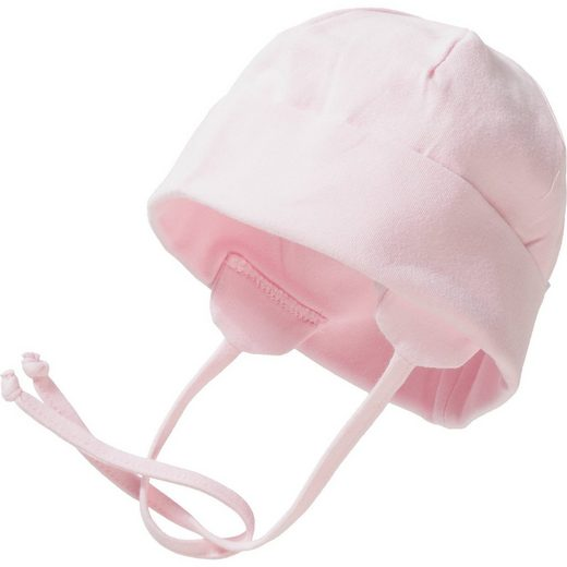 Sterntaler® Baby Topfmütze zum Binden für Mädchen