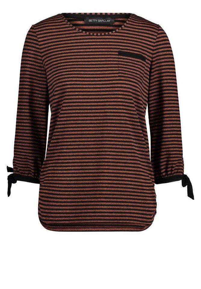 betty barclay basic shirt mit streifen kaufen otto. Black Bedroom Furniture Sets. Home Design Ideas