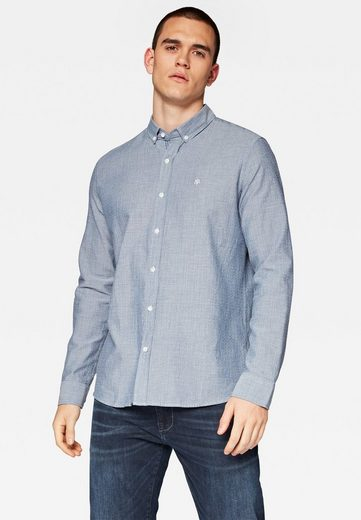 Mavi Langarmhemd »LONG SLEEVE SHIRT« Baumwollhemd