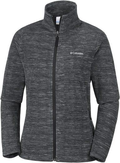 Columbia Outdoorjacke »Fast Trek Light Printed Full-Zip Jacket Damen«