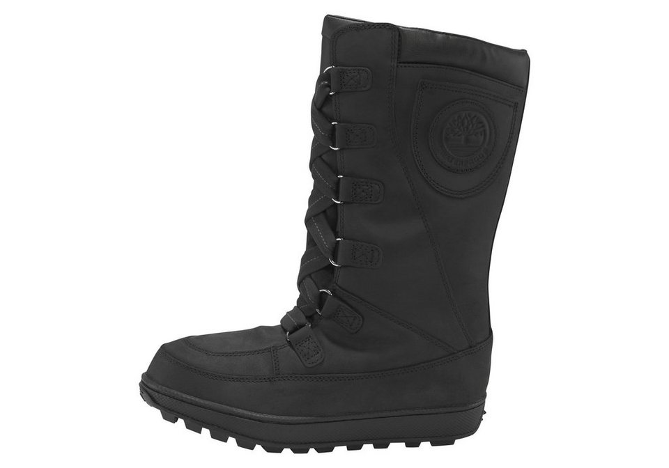 timberland 8 in lace up waterproof schn rboots. Black Bedroom Furniture Sets. Home Design Ideas