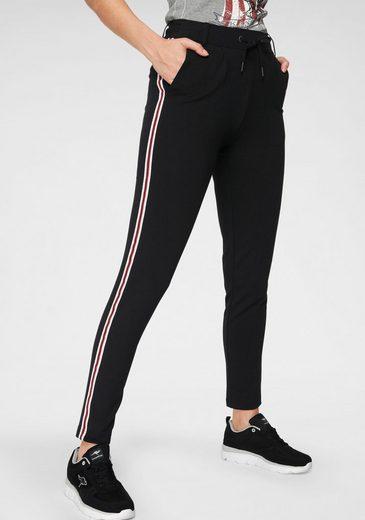 KangaROOS Jogger Pants mit seitlichem, aufgesetztem Galon-Streifen