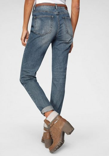 OPUS Skinny-fit-Jeans »Ely« mit cooler Waschung
