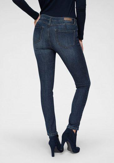 OPUS Slim-fit-Jeans »Emily« mit leicht vertiefte Leibhöhe