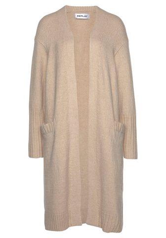 REPLAY Ilgas megztinis