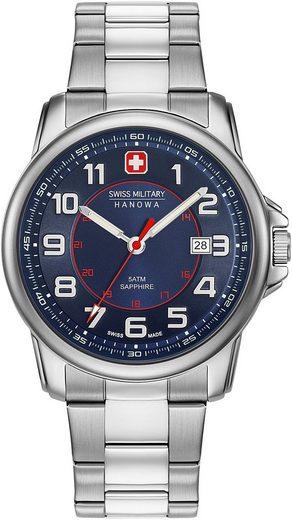 Swiss Military Hanowa Schweizer Uhr »SWISS GRENADIER, 06-5330.04.003«