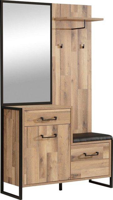 Garderoben Sets - Garderobenschrank »Hud«  - Onlineshop OTTO