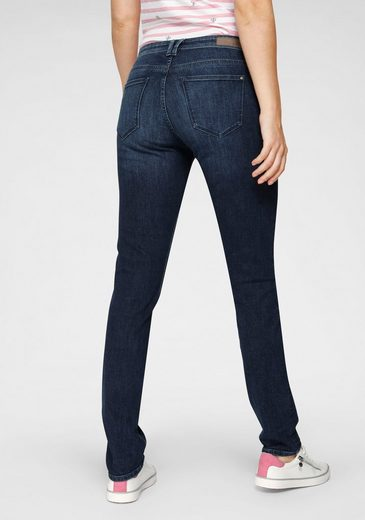 edc by Esprit Stretch-Jeans mit coolem Button Fly