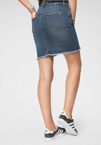 ARIZONA Юбка джинсовая
