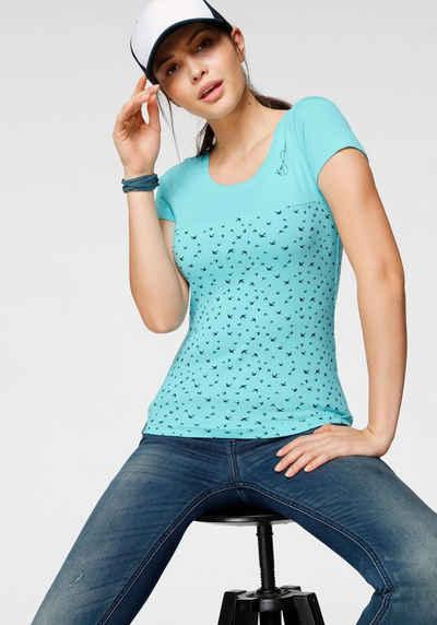KangaROOS T-Shirt mit verschiedenen Prints
