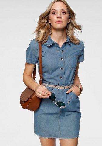 ARIZONA Платье джинсовое