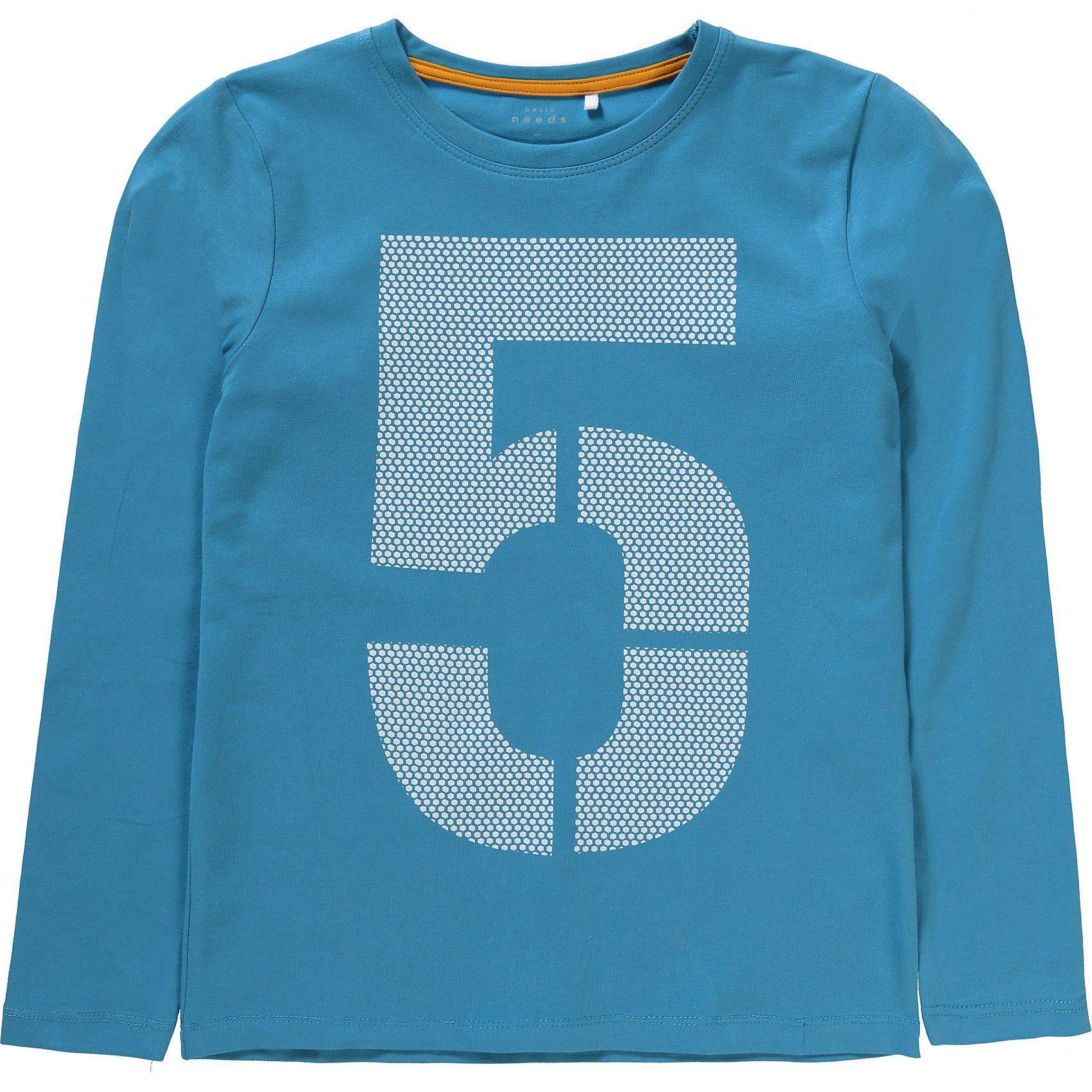 Damen Longshirt Longtop Shirt Pullover Pulli Roll Schal Motiv Rolli Wolle Motiv