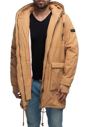 Navahoo Parka »Assassin No 1« zweiteiliger Wintermantel mit herausnehmbarer Innenjacke
