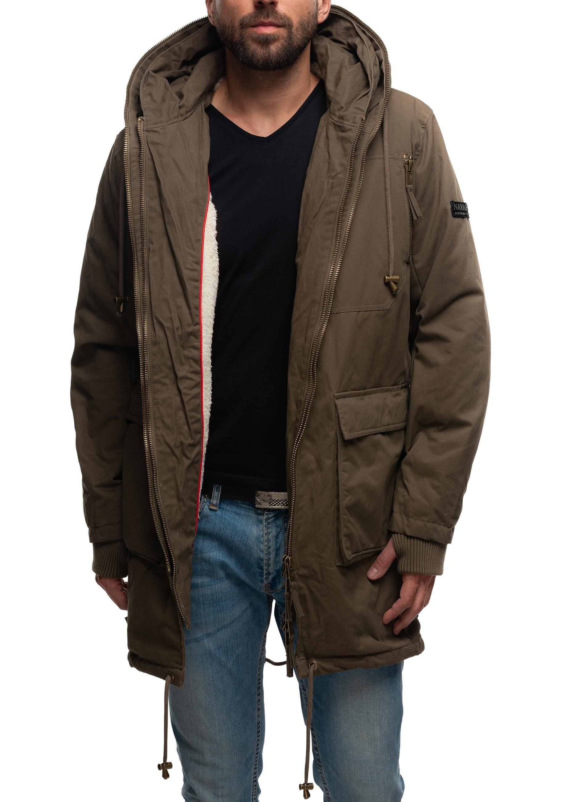 Navahoo Parka »Assassin No 1« zweiteiliger Wintermantel mit herausnehmbarer Innenjacke online kaufen | OTTO